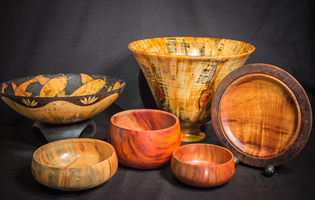 Wood Bowl Collection
